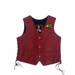 SP Leather Women's Vest